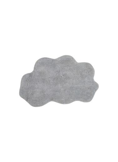 İrya Pamuk Banyo Paspası Cloud Gri 50x80 Gri